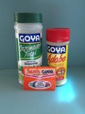 Goya Seasonings