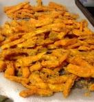Seasoned Sweet PotatoFries