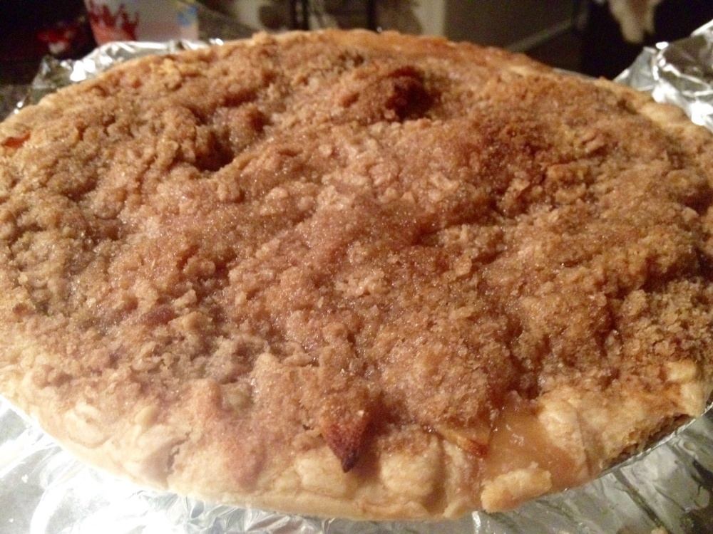Dutch Apple Pie (1/5)