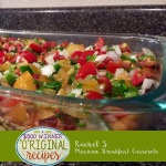 Winning Mexican Breakfast Casserole